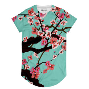 Arizona Iced tea tree long tee