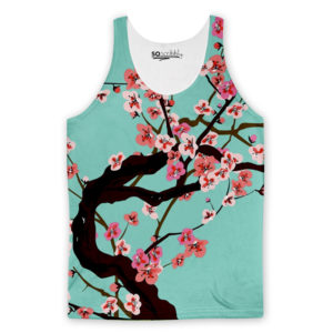 arizona tree tee tank top